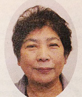 広瀬信子さん(玉野市在住、66歳)