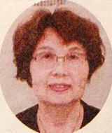 難波光子さん(岡山市在住、70歳)