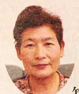 竹内生江さん(真庭市在住、72歳)