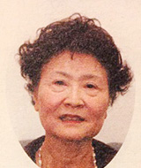 時國和子さん(岡山市在住、72歳)