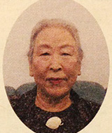 吉井早苗さん(岡山市在住82歳)
